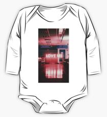 """The 1975 """"Love Me"""" One Piece - Long Sleeve"""