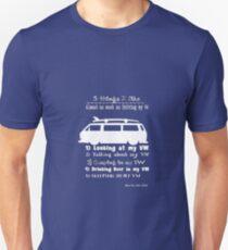 VW 5 things T-Shirt