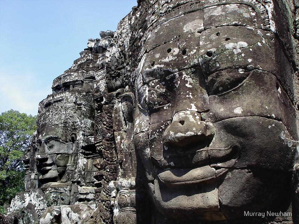 The Faces of Avalokitesvara by Murray Newham