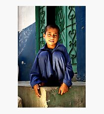 children of the slums #5 Photographic Print