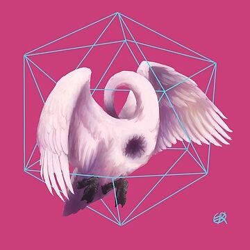 Klein Swan by kaehunter