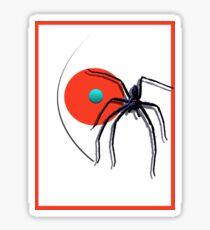 Spider sight Sticker