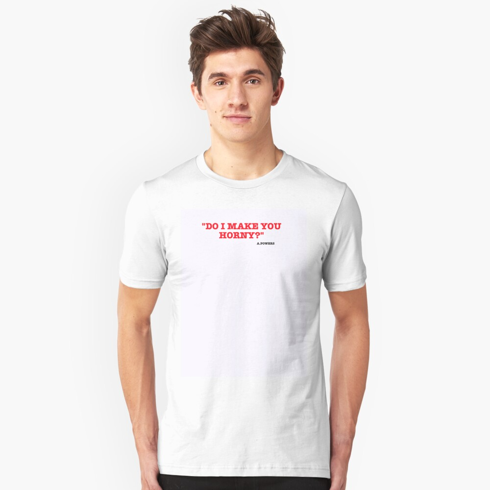Cheeky Unisex T-Shirt Front
