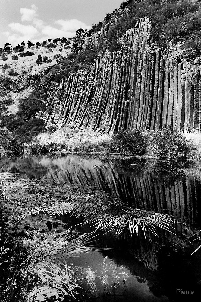 Organ Pipes 01 by Pierre