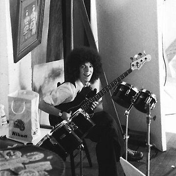 Stylus 1 - Bass Guitarist by chrisjoy