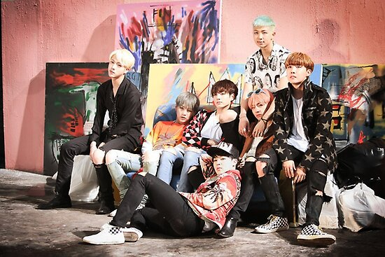 Quot Bts Poster Quot Poster By Kpopl Redbubble