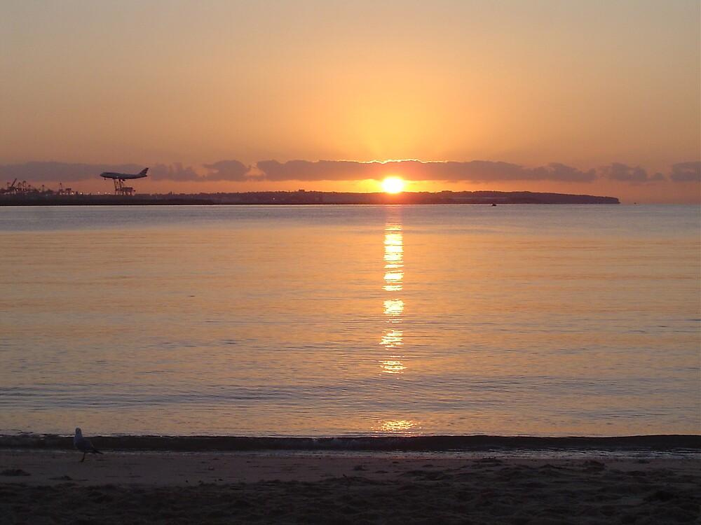 Sunrise by judy