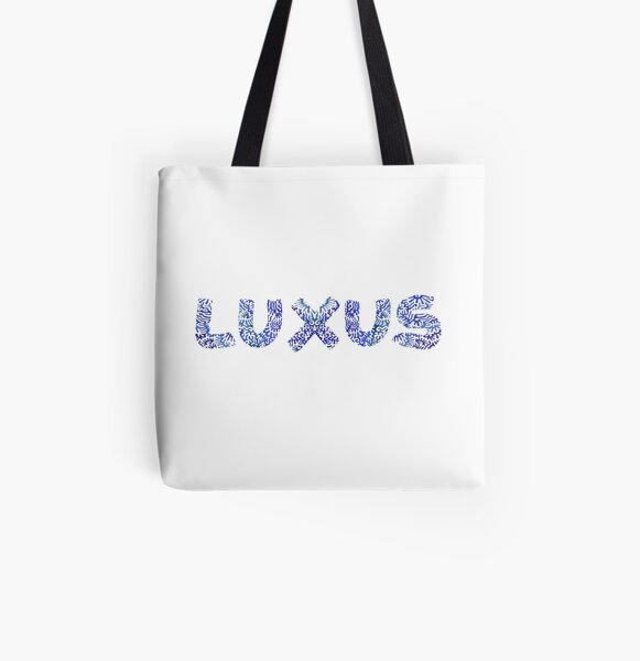 LUXUS All Over Print Tote Bag