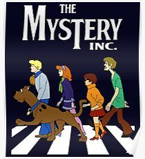 scoobydoo mystery machine  Poster