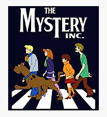 scoobydoo mystery machine  Photographic Print