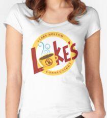 Luke's Women's Fitted Scoop T-Shirt