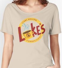 Luke's Women's Relaxed Fit T-Shirt
