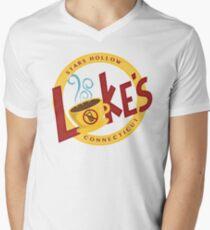 Luke's Mens V-Neck T-Shirt