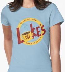 Luke's Womens Fitted T-Shirt