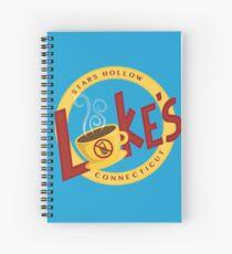 Luke's Spiral Notebook