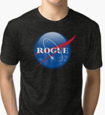 Rogue NASA @RogueNASA Facts & Science Tri-blend T-Shirt