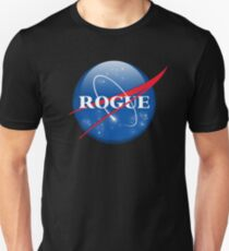 Rogue NASA @RogueNASA Facts & Science Unisex T-Shirt