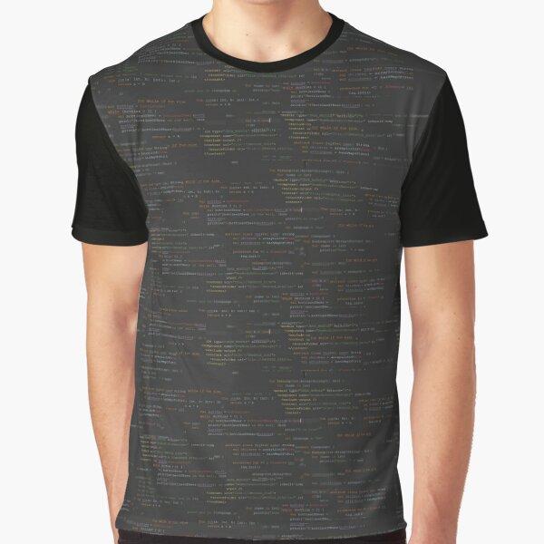 Code Graphic T-Shirt