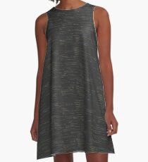 Code A-Line Dress