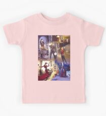 Once Upon A Time - main cast Kids Tee