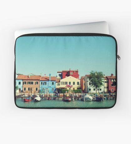 Burano, der Schöne Laptoptasche