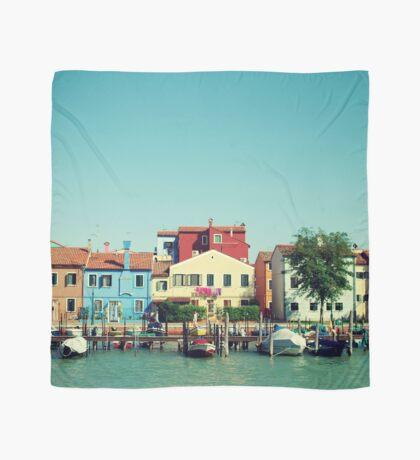 Burano, der Schöne Tuch