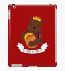 Mo' Honey, Mo' Problems iPad Case/Skin