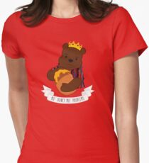 Mo' Honey, Mo' Problems Womens Fitted T-Shirt