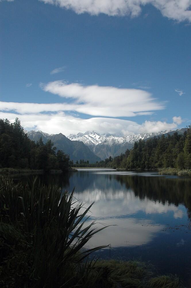 Lake Mathieson  by IrishGill