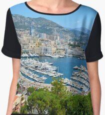 Monaco Women's Chiffon Top
