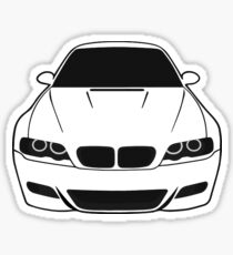 Angel eyes Sticker
