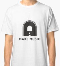 Make music Classic T-Shirt