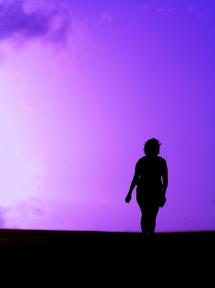a blue night by chad rowland