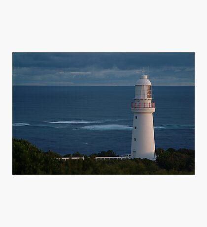 Dusk on Bass Strait Photographic Print