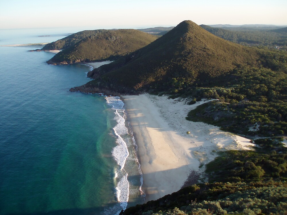 Tomaree Head by Paul Lamble