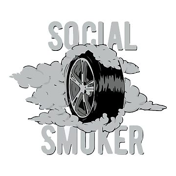 Social smoker by lowlifeofficial