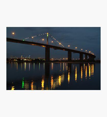 West Gate Bridge Photographic Print