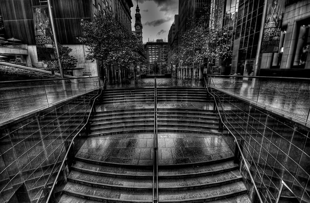 Martin Place 2 by Alexander Kesselaar