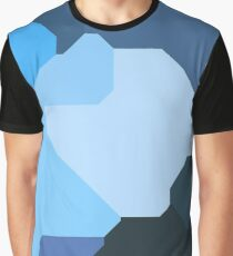 Abstract camouflage Graphic T-Shirt