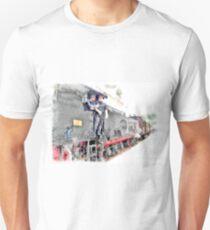 Drivers steam locomotive T-Shirt