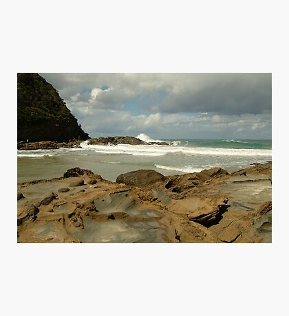 Parker Hill Beach,Great Ocean Road Photographic Print