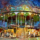 RUSTED CARNIVAL MEMORIES by Tammera