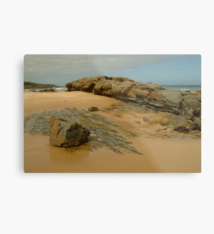 Foreshore Skenes Creek,Great Ocean Rd Metal Print