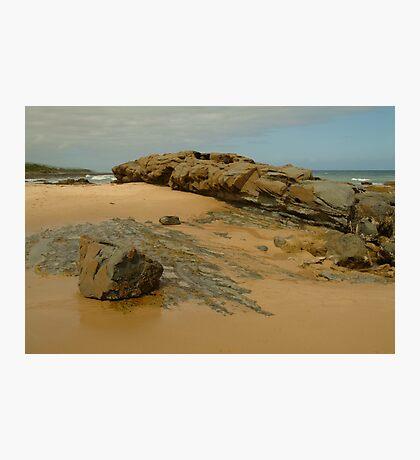 Foreshore Skenes Creek,Great Ocean Rd Photographic Print