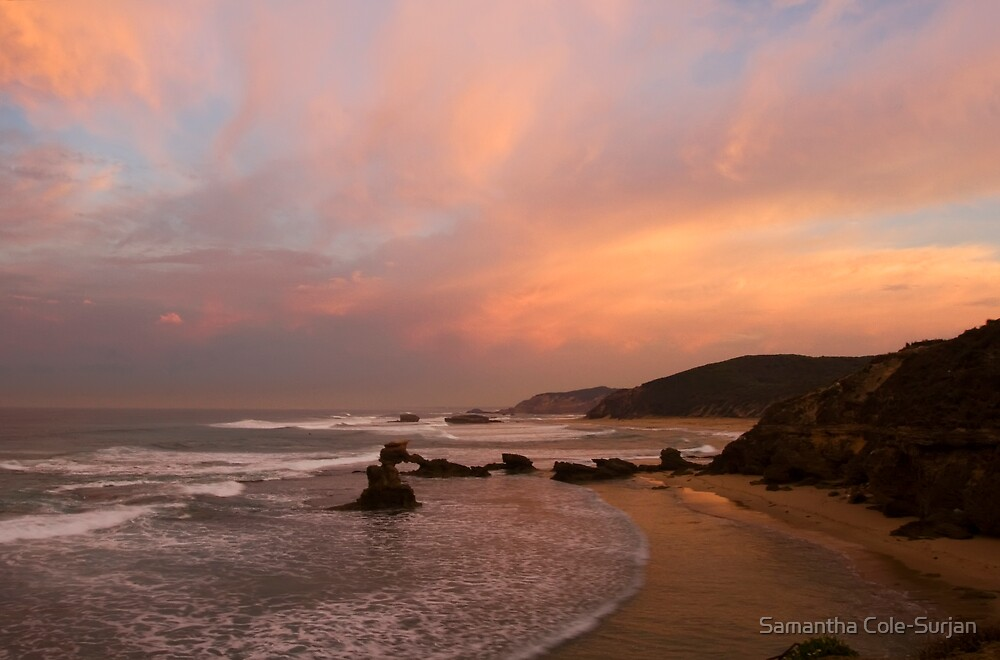 Portsea Sunrise by Samantha Cole-Surjan