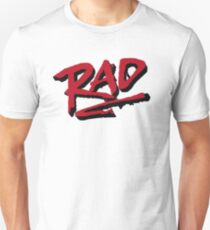 RAD 1980 BMX MOVIE Unisex T-Shirt