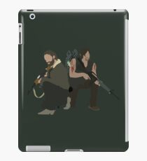 Daryl Dixon and Rick Grimes - The Walking Dead iPad Case/Skin