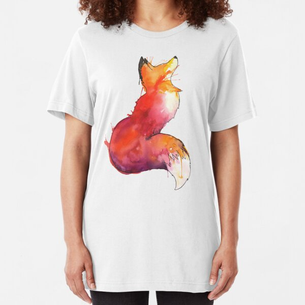 The Fox Slim Fit T-Shirt
