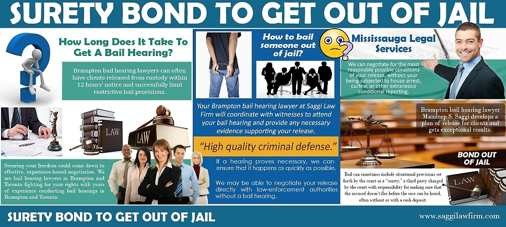 bonding someone out of jail by lawyertoronto