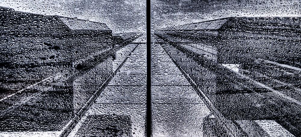Symmetric Rain by Alexander Kesselaar